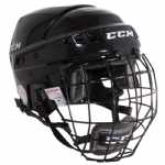 Hockey Style Helmet with Face Guard